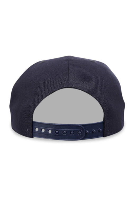 New Era 950 Pre Curved Core Navy Snapback back