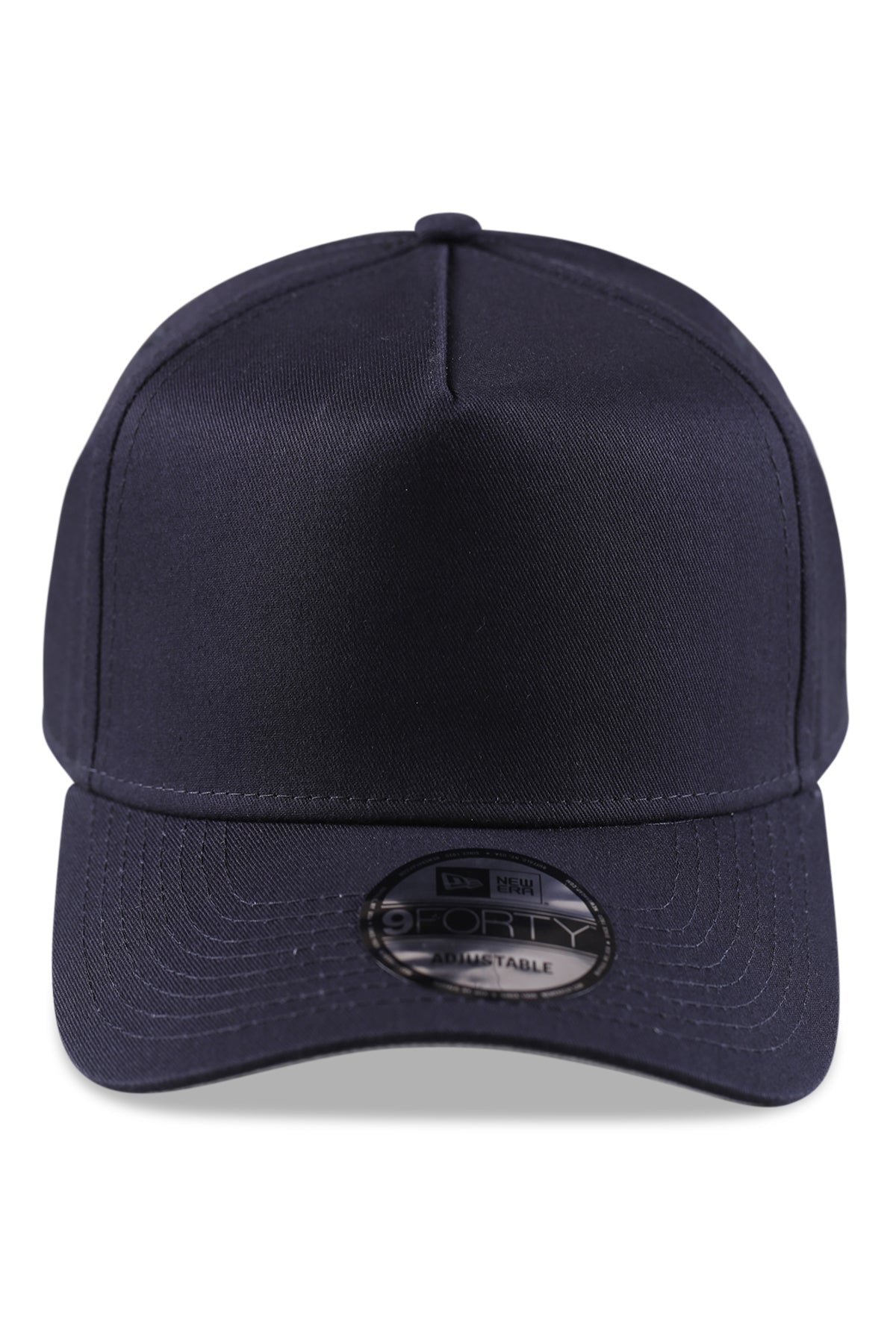 New Era 940 A Frame Navy/Grey Snapback Front