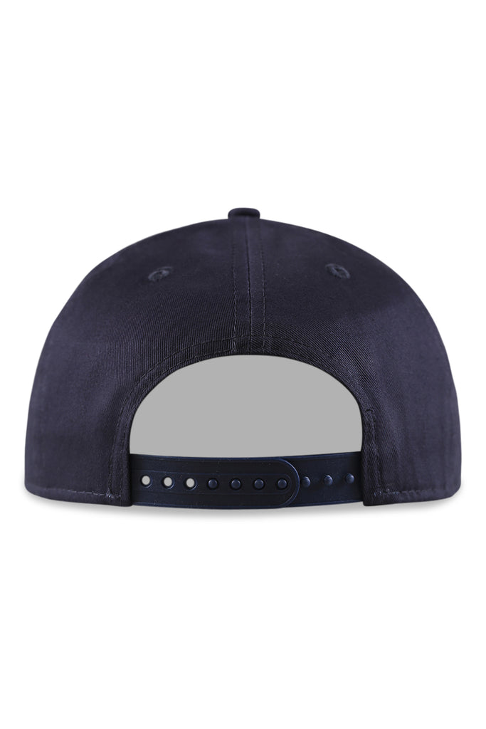 New Era 940 A Frame Navy/Grey Snapback Back