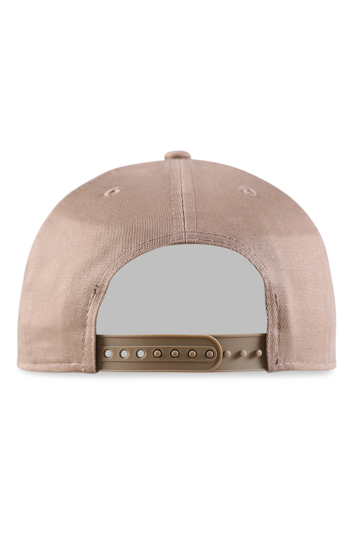 New Era 940 A Frame British Khaki/Grey Snapback Back