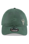 New Era 920 Bucks NBA Flawless Green Strapback Frront