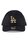 New Era My 1st 940 LA Black/Gold Strapback Front