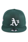 New Era 950 Athletics World Series Dark Green Snapback