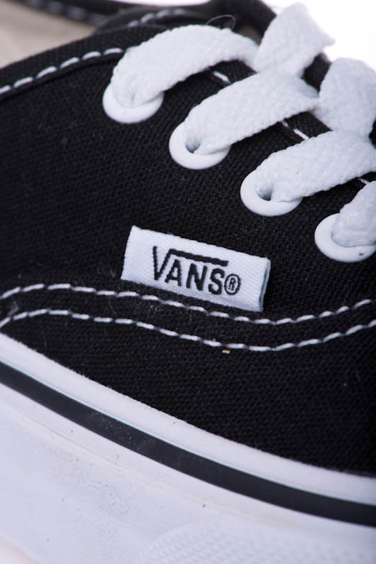 Vans Authentic Black Youth