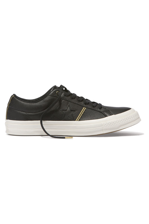 Converse One Star Piping Pack Black (159701) Side