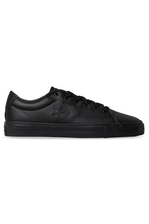 Converse Star Replay Low Black Side