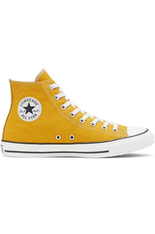 Converse CT Seasonal Colour Hi Gold Side