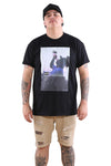 AFKNCHUR Live Your Life Tee Black