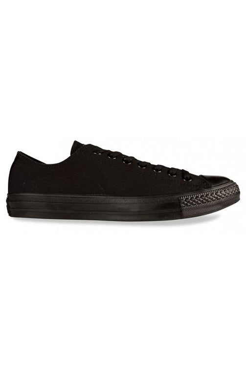 Converse Black Mono Low Youth Side