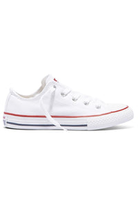 Converse Opt White Low Youth Side