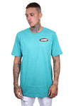 Lower Duke QRS Tee Teal