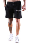 Bosque PRSTO Fleece Shorts Black/White