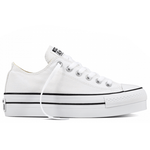 Converse CT Lift Canvas Low White / Black Side