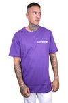 Lower Lowcase QRS Tee Purple