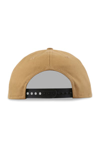 New Era 940 NY Wheat/Black Snapback Back