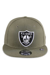 New Era 950 Raiders New Olive/Black Snapback