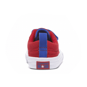 Converse Infant One Star 2V Gym Red Back