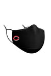 New Era Cincinnati Reds Face Mask Black