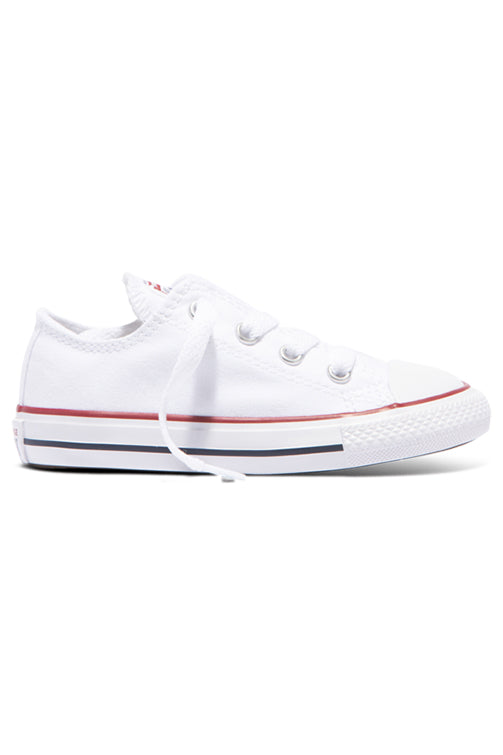Converse Optical White Low Toddler Side