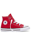 Converse Infant CT Seasonal Hi Canvas Red Side