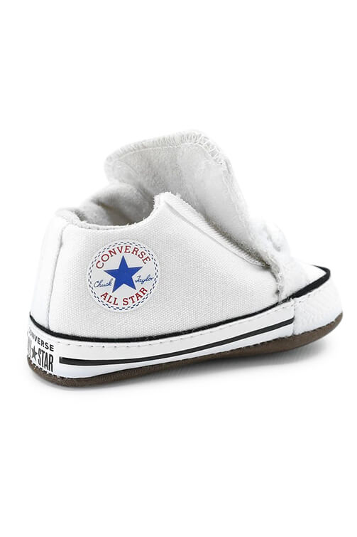 Converse Toddler CT Cribster Mid White Side