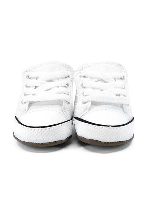 Converse Toddler CT Cribster Mid White Front