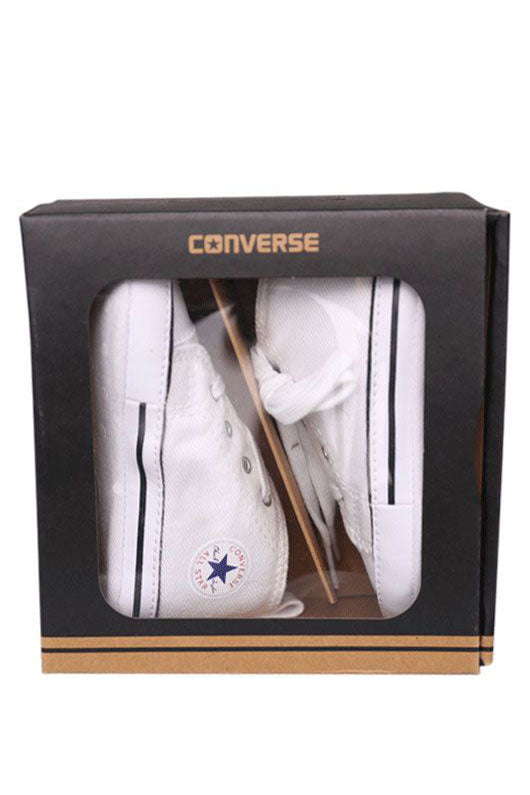 Converse CRB CT Core Canvas Hi White