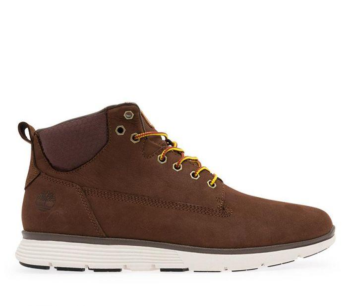 Timberland Killington Chukka Dark Brown Side