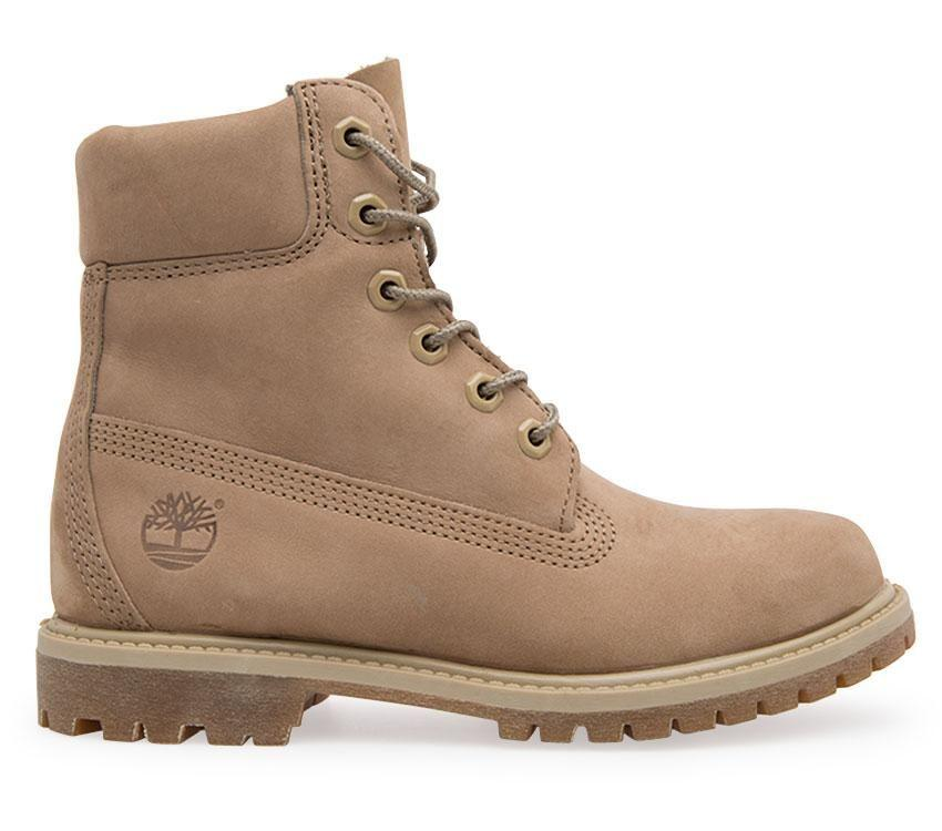 Timberland Womens 6 Inch Boot Mono Natural