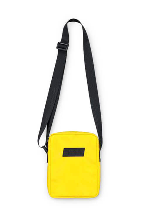 Huffer HFR Festival Bag Yellow Front