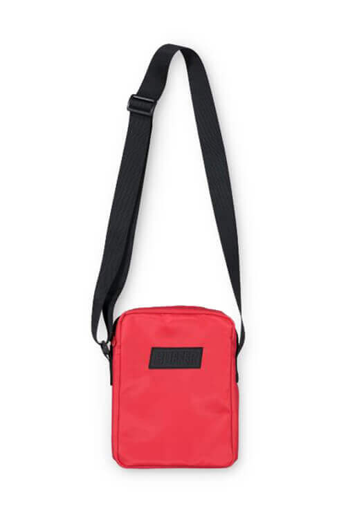 Huffer HFR Festival Bag Red Front