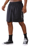 Champion Core Script Training Short Black Angle 1