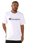 Champion 4Y6 Graphic Print Tee Front