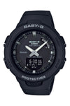 Casio Baby G Duo Step Tracker Black BSAB100-1A Font