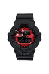 Casio G-Shock Duo Adrenaline Black/Red GA700AR-1A Front