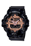 Casio G-Shock Duo Black/Rose GA700MMC-1A Front