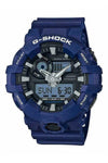 Casio G-Shock Duo Blue GA700-2A Front