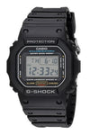 Casio G-Shock Speed the Movie Black DW5600-1 Front