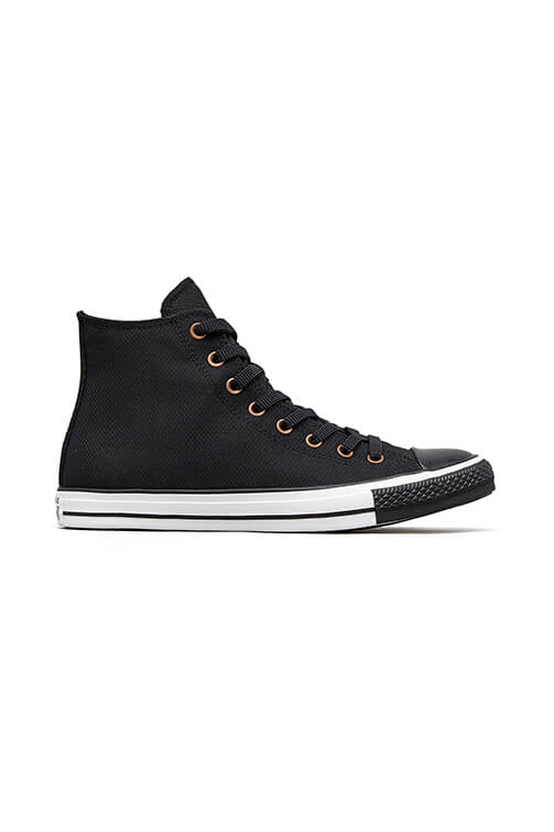 Converse CT Debossed Hi Black/White Side