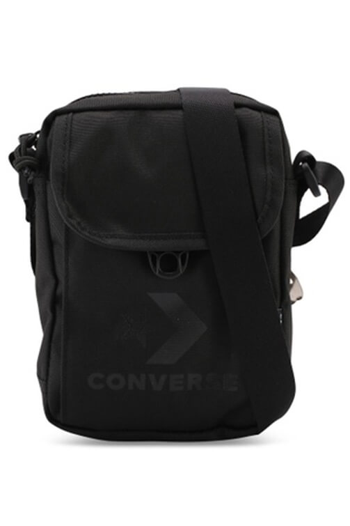 Converse Cross Body 2 Black Front