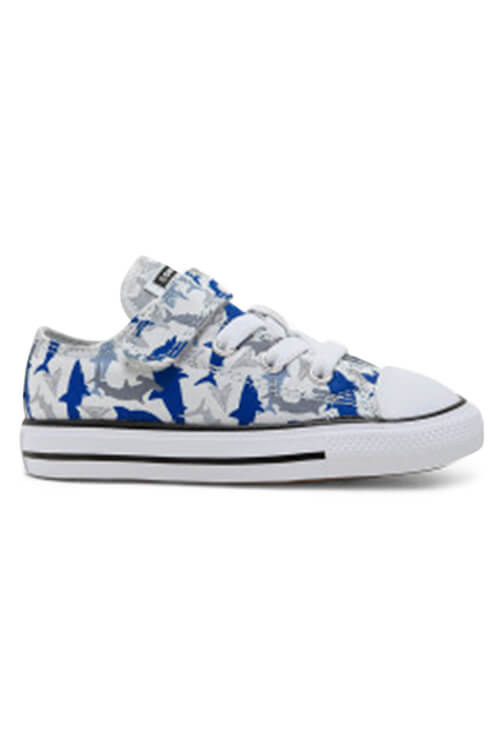 Converse Infant CT Shark Bite 1V Slip Dust Side