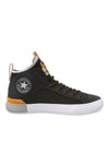 Converse CT Ultra Mid Black/Wolf Grey Side