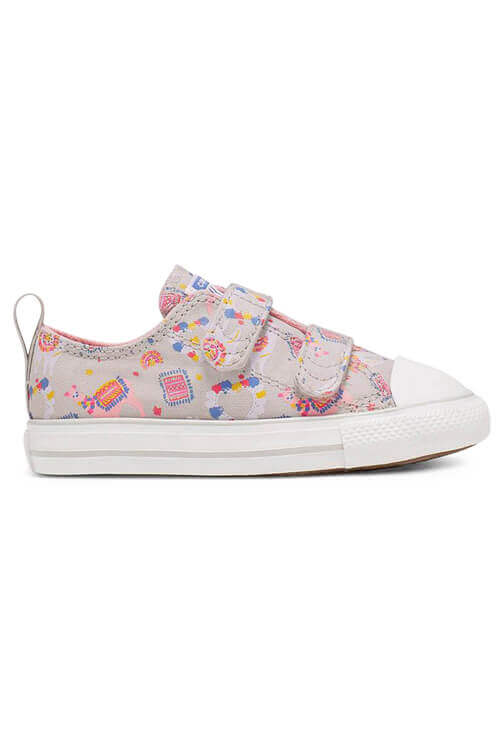 Converse Infant CTAS Llama 2V Low Mouse Pink Side