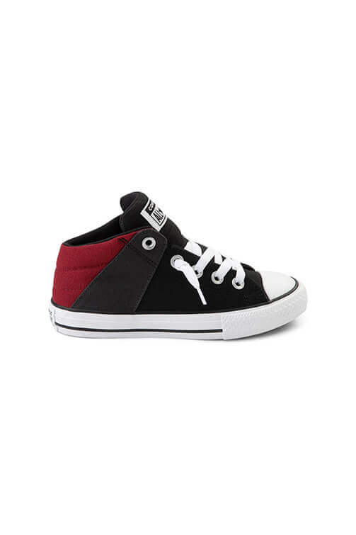 Converse Infant CT Axel Mid Black/Brick Side