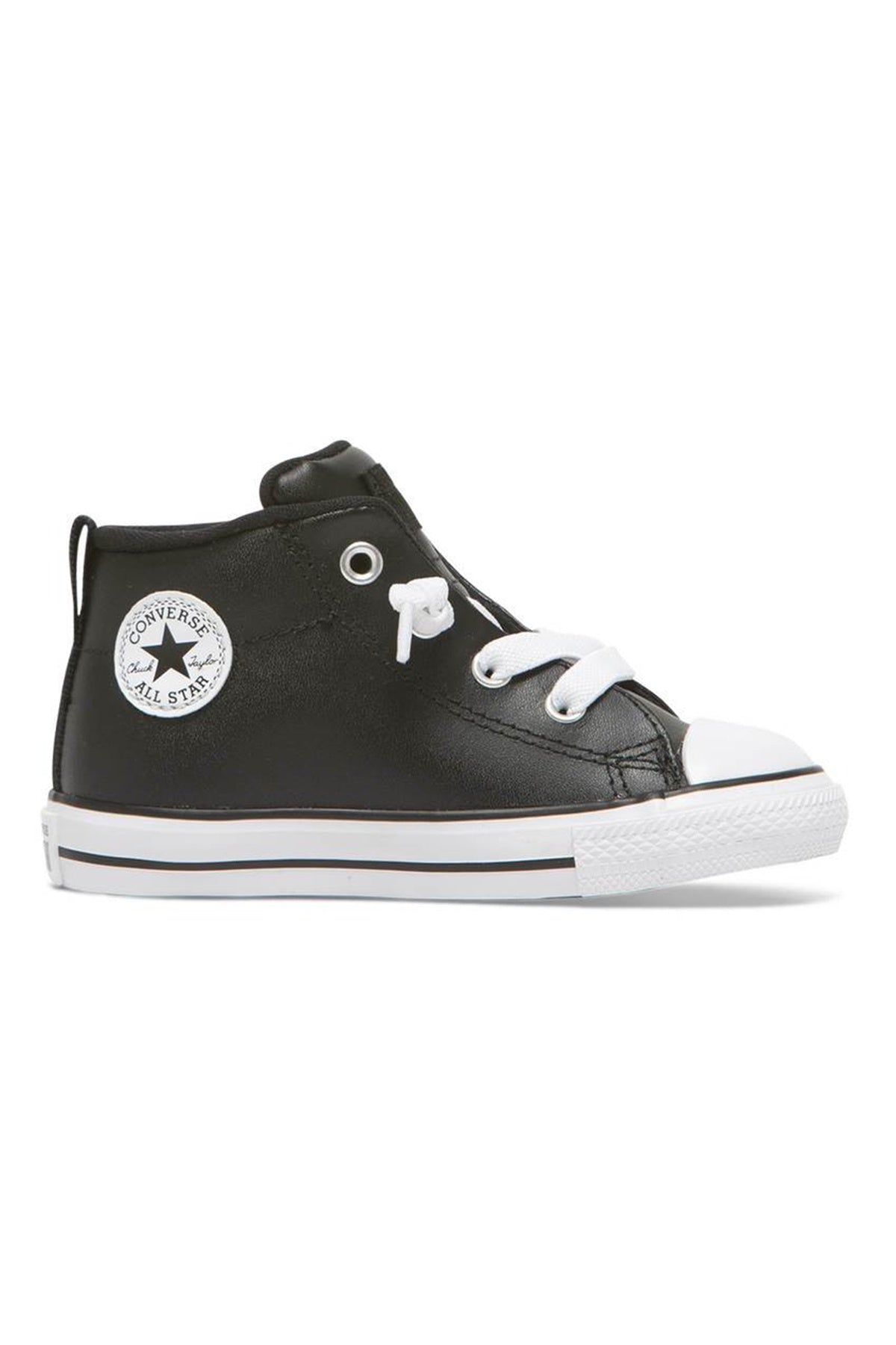 Converse Infant CT Street Mid Black