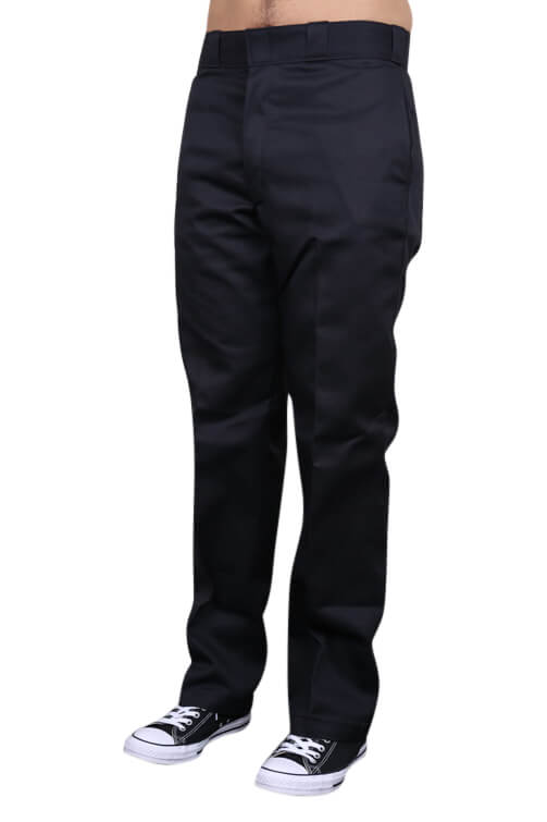 Dickies Traditional Pants Black Angle