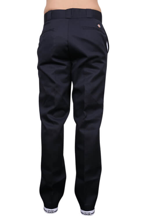 Dickies Traditional Pants Black Back
