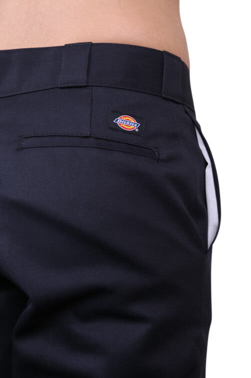 Dickies Traditional Pants Black Detail