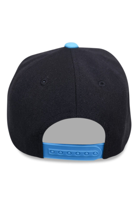 Flexfit Cap TOD Black / Aqua Back