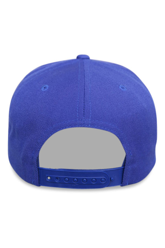 Flexfit Classic Royal Snapback Back